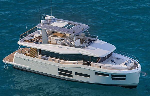 2021 Beneteau America Grand Trawler 62