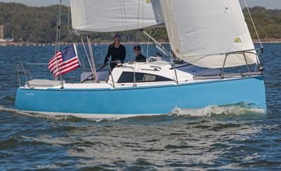 2017 Catalina 275 Sport