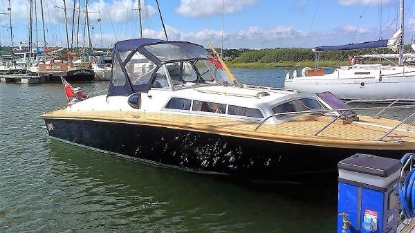 Omega 828 Trident Marine Omega 828