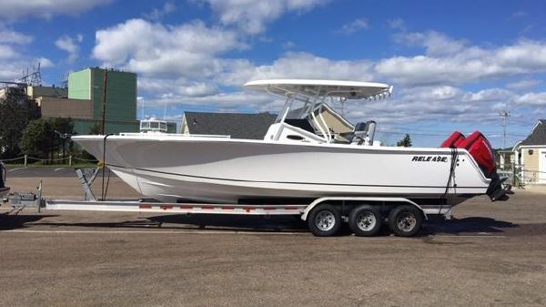 Release Boatworks 301 RX