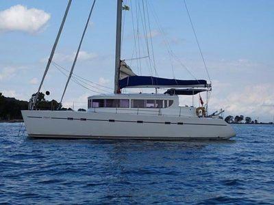2007 Monte Carlo Marine<span>45 Custom Catamaran</span>