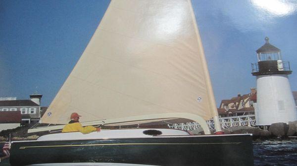Alerion Cat Boat