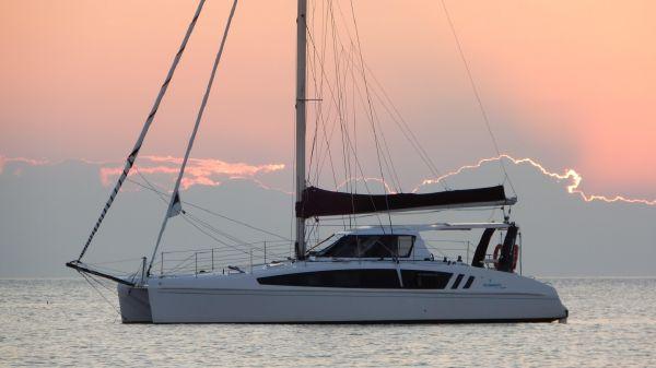 Seawind 1190 cruiser