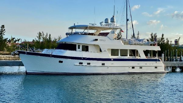 Outer Reef Yachts 70