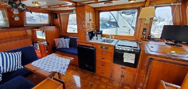 CHB Aft Cabin Trawler image