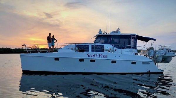 Endeavour Catamaran 44