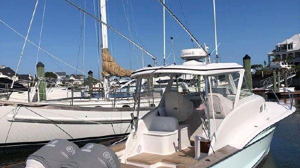 Winter Custom Yachts hull w-4