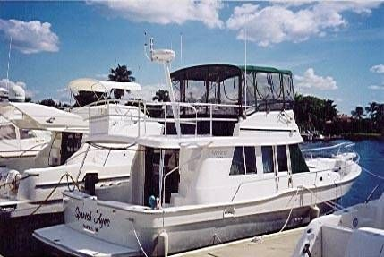 Mainship 350/390 Trawler