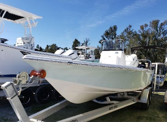 Sea Pro 228 Bay - main image