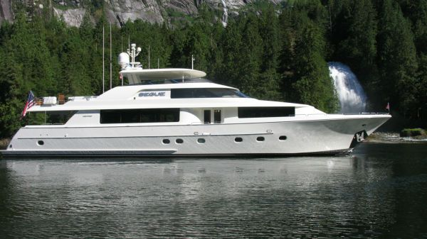 Westport 2008 model Raised Pilothouse Motoryacht
