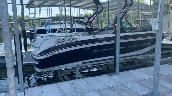 Nautique 210 Super Air Team Edition