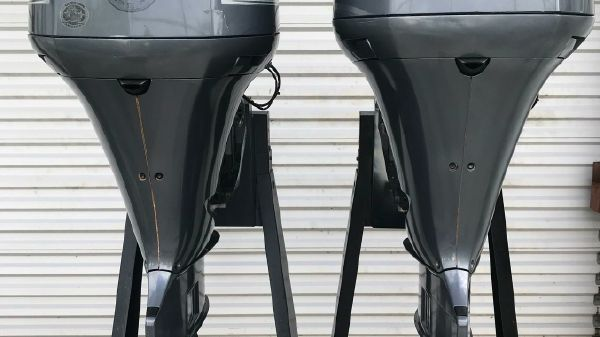 Yamaha Outboards F300