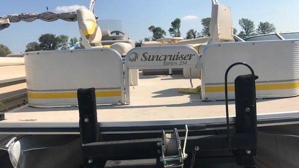 Suncruiser Bimini 214