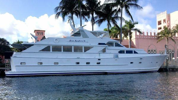 Broward  90' Broward Motor Yacht SEA LOAFERS II