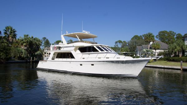 Offshore Pilothouse Hull #64