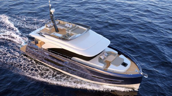 Jetten Beach 55 IPS Flybridge