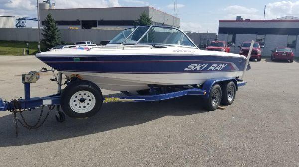 Sea Ray 190 Ski Ray