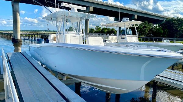 Invincible 33' Open Fisherman