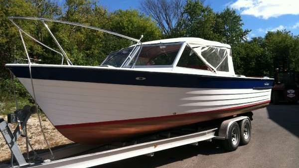 Chris-Craft 28 Sea Skiff